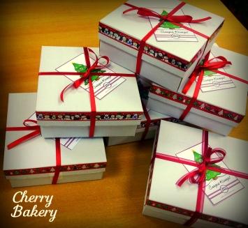 Който е слушал тази година, ще хапва коледни сладки от CherryBakery :)